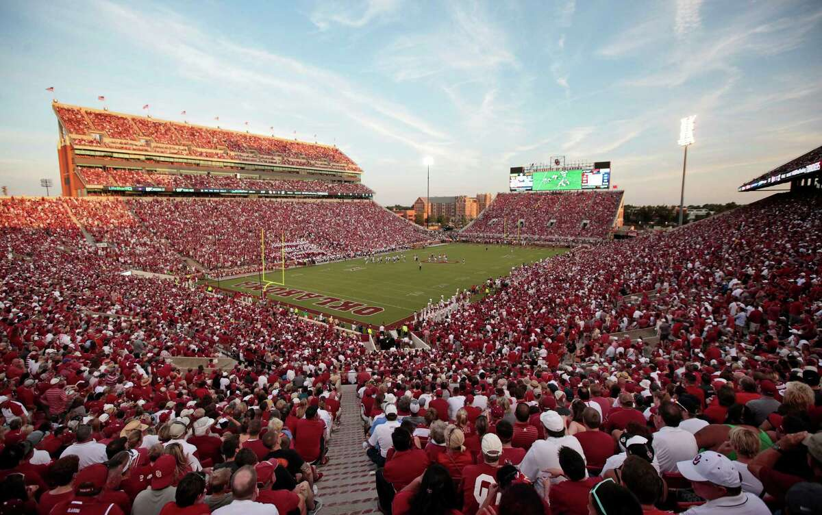 OKLAHOMA National rank(in revenue):8 Revenue:$134,269,349 Expenses:$123,017,251 Subsidy from university: $0 Percentage of revenue subsidized:0 Source: USA Today