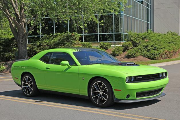 Test Drive: 2015 Dodge Challenger Scat Pack Shaker