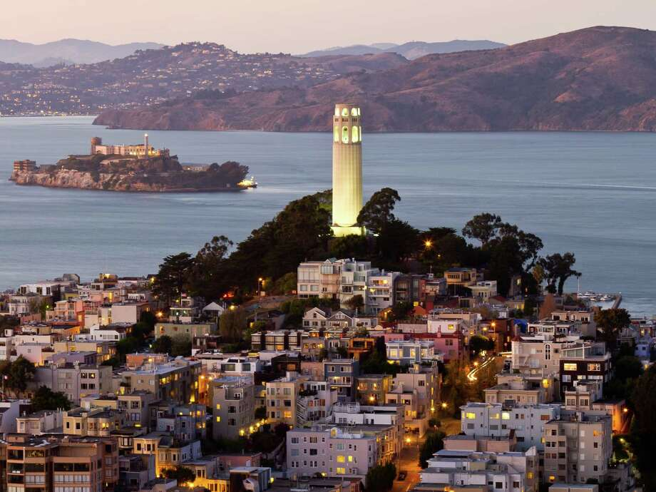 Happy birthday, Coit Tower! Photo: Ronald J Stella, Getty Images / © 2011 Ronald J Stella