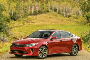 2016 Kia Optima: Trend-setting and more vogue - Photo