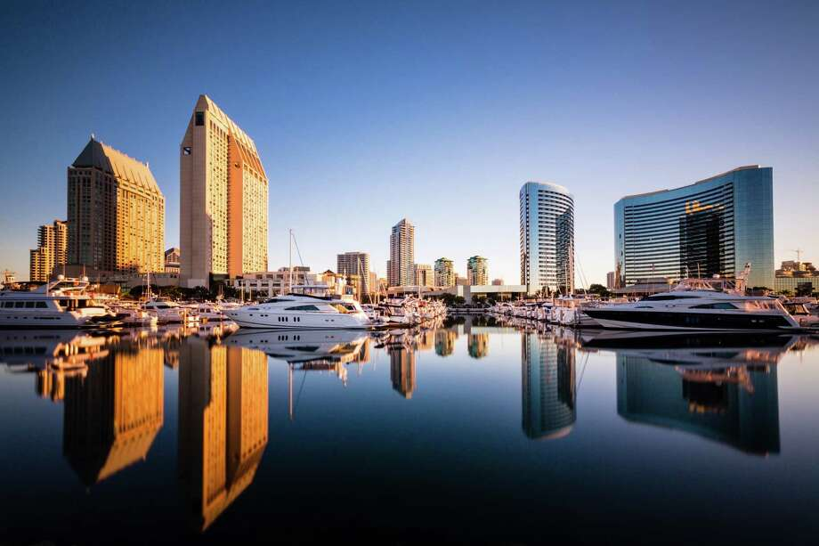 "No. 20 San Diego, California GMP per resident: $58,540Source: Bloomberg Business, ""These are the 20 richest cities in America"" Photo: Wan Ru Chen, Getty Images / Moment RM"