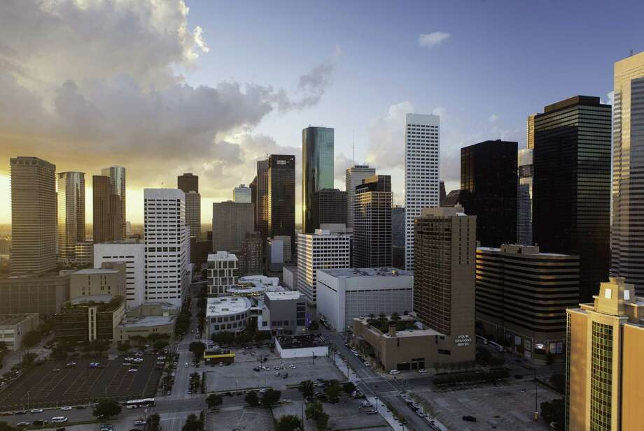 What will Houston look like 100 years from now? We don't have an image of flying cars or space sprockets, but the EPA does have a tool that generates population projections of the U.S. to the year 2100. The pictures you'll see in this gallery are focused on the Houston area, and the projections are based on a scenario that assumes there will be rapid global economic development; rapid population increases until the mid-century; decreases in fertility and the average U.S. household size; and high domestic and net international migration.Source: EPA Photo: Gavin Hellier, Getty Images / Robert Harding World Imagery