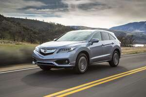 2016 Acura RDX delivers silky V-6 performance, better fuel economy - Photo