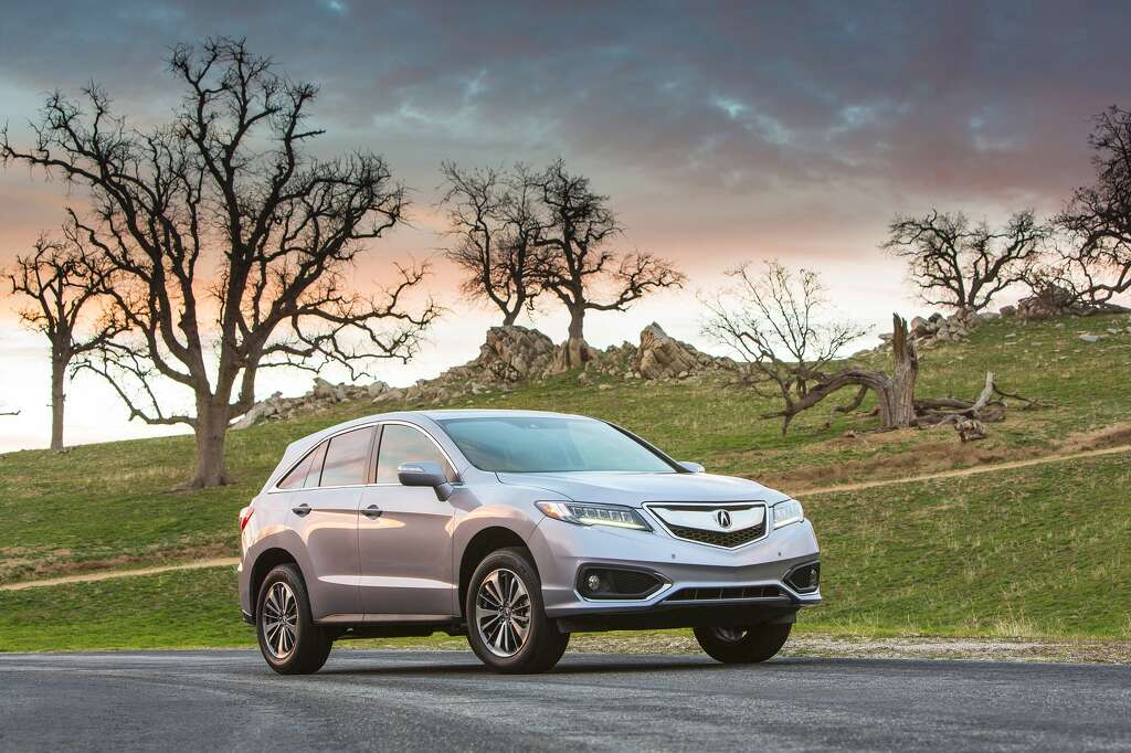 Acura RDX Delivers Silky V Performance Better Fuel Economy - Acura rdx fuel type