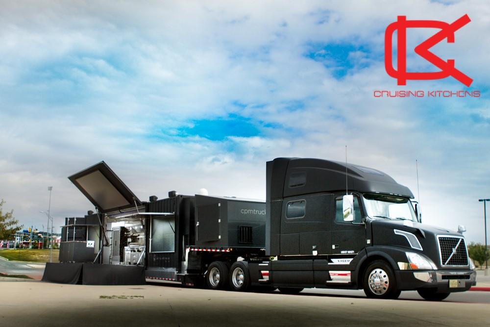 Cruising Kitchens Custom Food Trucks San Antonio