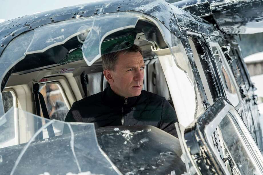 "Daniel Craig stars as James Bond in ""Spectre."" Photo: Jonathan Olley, Unit Stills Photographer / SPECTRE © 2015 Metro-Goldwyn-Mayer Studios Inc., Danjaq, LLC and Columbia Pictures Industries, Inc. All rights reserved."