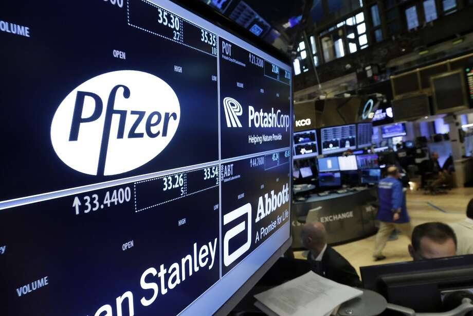 Pfizer will increase patient assistance, eliminating co-pays on many of its most popular medications for those earning four times the federal poverty level. Photo: Richard Drew, Associated Press