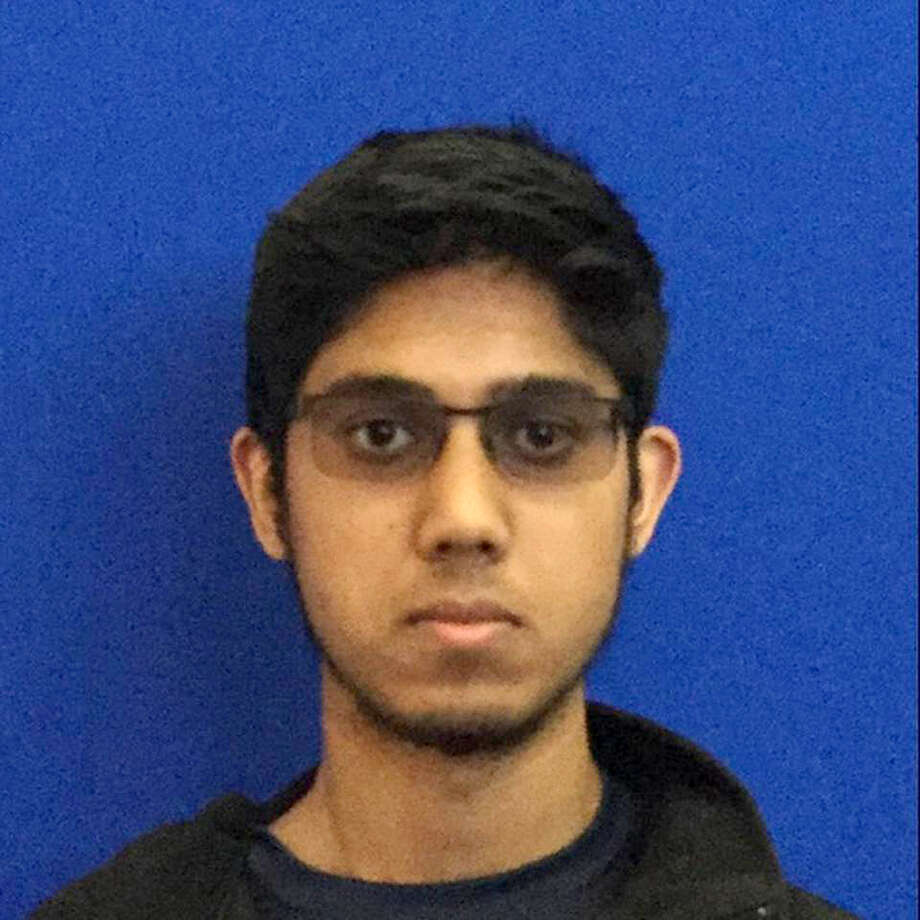 This undated photo provided by the University of California, Merced shows freshman Faisal Mohammad of Santa Clara, California.  Authorities say Mohammad burst into a classroom at the California school, stabbing several people before being shot and killed by police, Wednesday. (University of California, Merced via AP) Photo: HONS / University of California, Merced