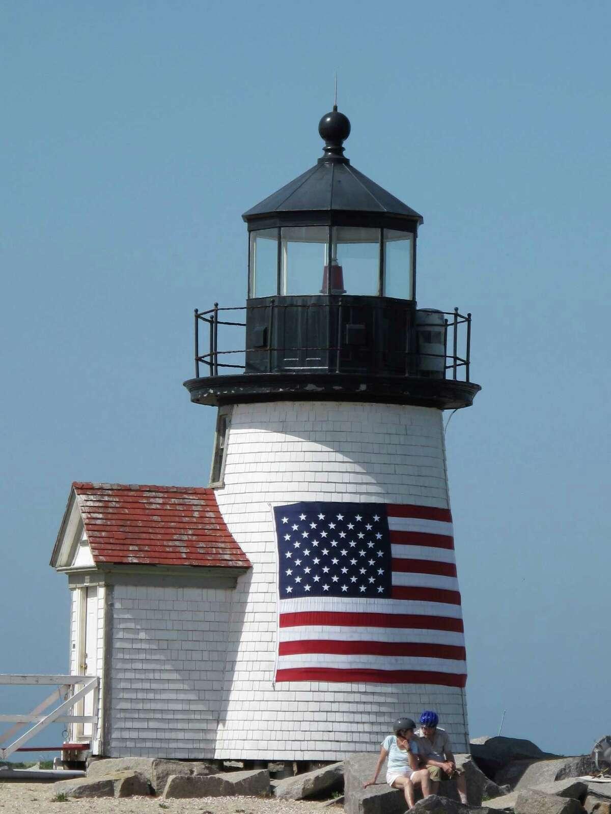 Brant Point Light in Nantucket.