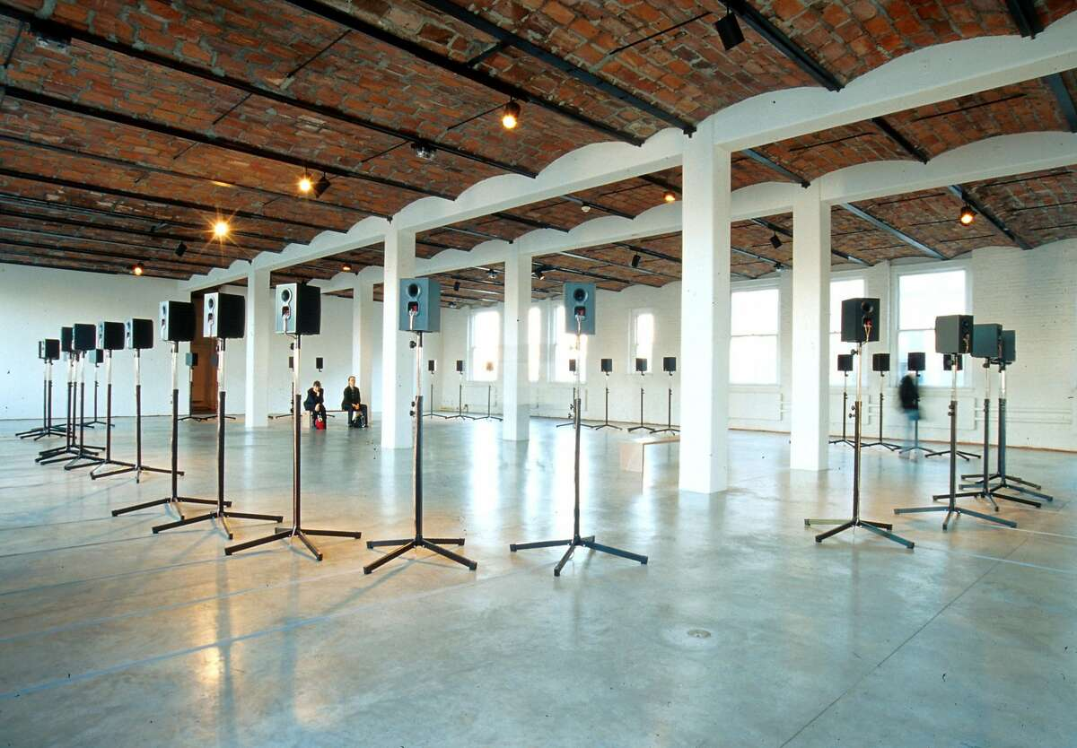 Canadian sound artist Janet Cardiff?•s