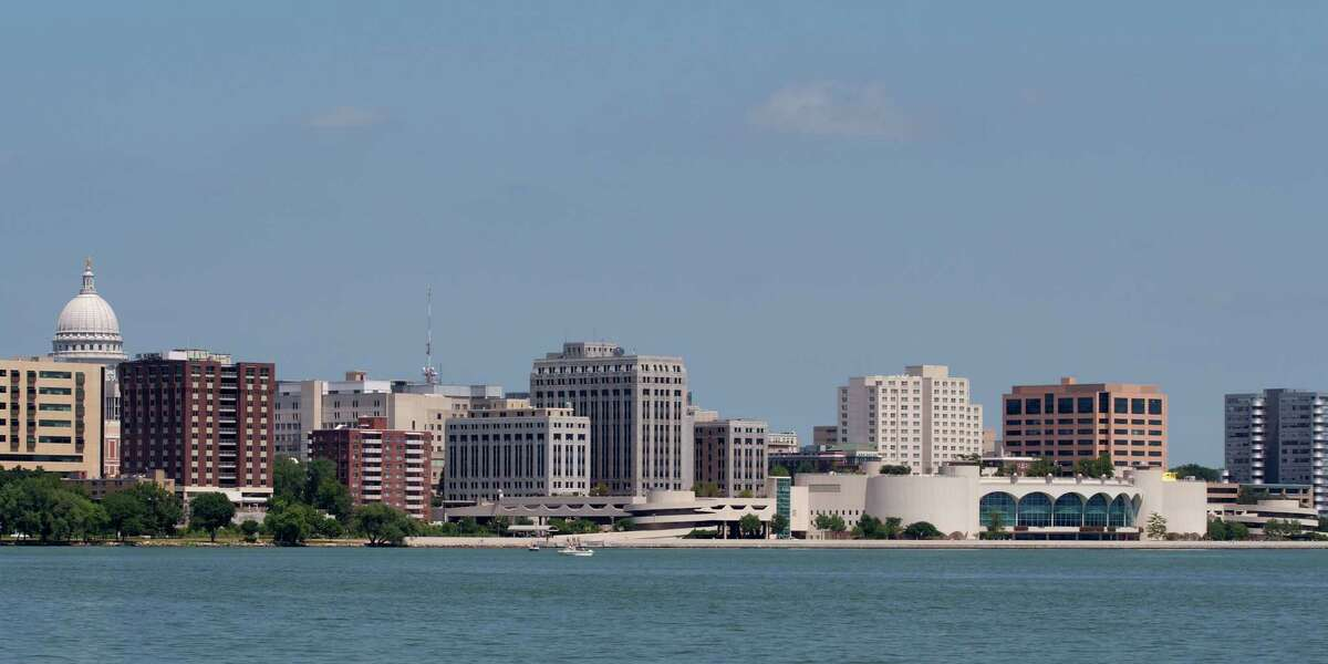 23. Madison, Wisconsin  Ranking by category (out of full 100 cities ranked) Entertainment and recreational facilities: 18th Costs: 64th Quality of parks: 23rd Climate: 73rd (Photo: Wikimedia Commons, Dori)