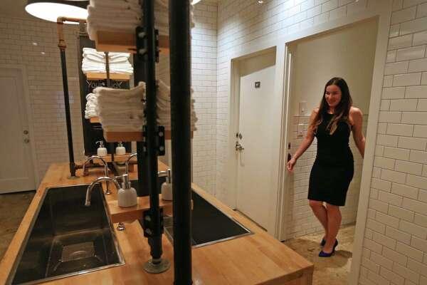 Houston Restrooms Outpace Politics