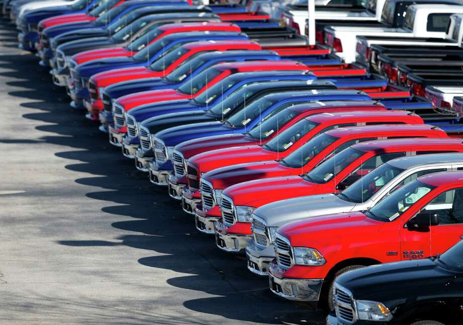 Dodge Ram pickup trucks have been a big seller for Fiat Chrysler's U.S. operations.  Photo: John Bazemore, STF / AP