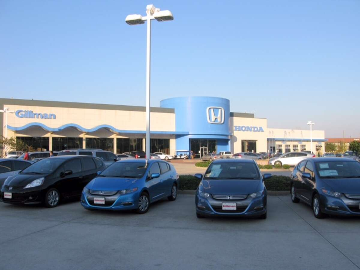 No. 10 large company: Gillman Automotive Founded: 1938 Sector: Auto Dealership Locations: 3 Employees: 654