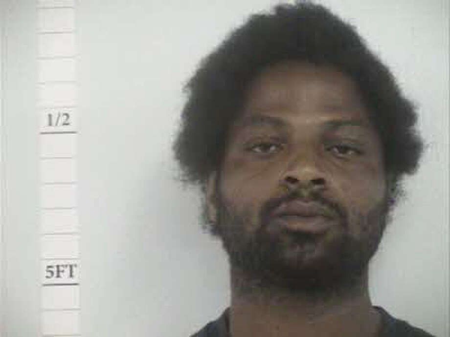 Frank Banks, 37, was sentenced to 20 years in prison for assaulting a Kountze police officer. Banks also received a two-year sentence from Hardin County District Judge Steve Thomas for evading arrest in the November 2014 incident where Banks struck the female officer with a 16-ounce beer can and punched her in the head. Photo: Courtesy Photo