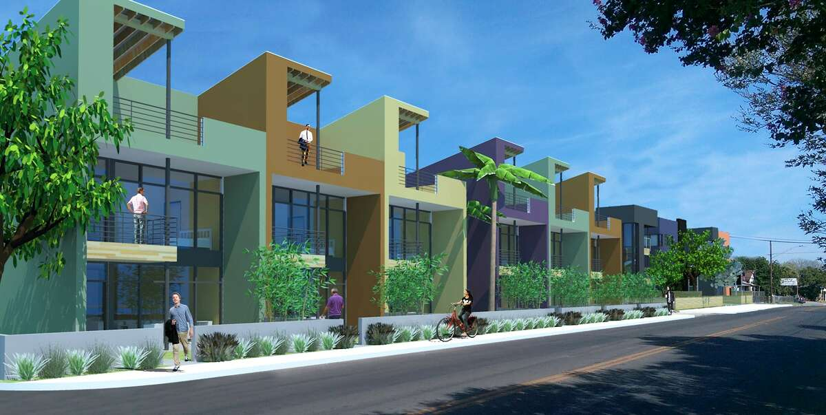 The Lotus Urban Homes will be located at 1603 S. Presa St. The $3.3 million development will have 17 townhomes.