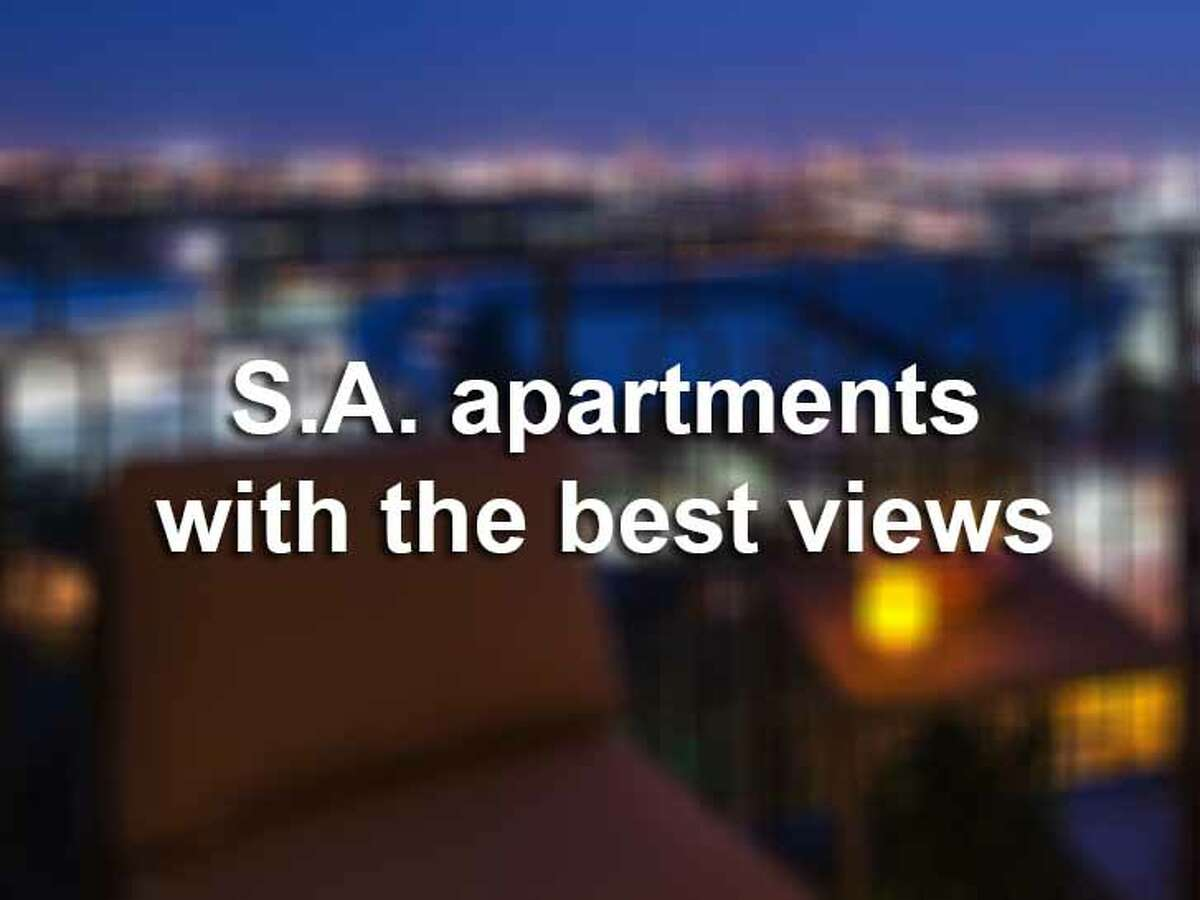 San Antonio's busting downtown is smack dab in the middle of the rolling Hill Country, meaning great views are at every turn. Here are 10 apartments with great views in San Antonio.