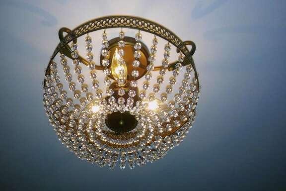 My chandelier.