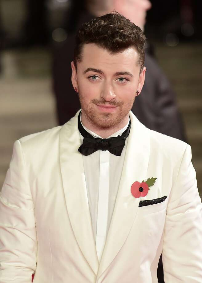 "... the opening theme song, ""Writing's on the Wall"" by Sam Smith, is ghastly. Photo: Leon Neal, AFP / Getty Images"