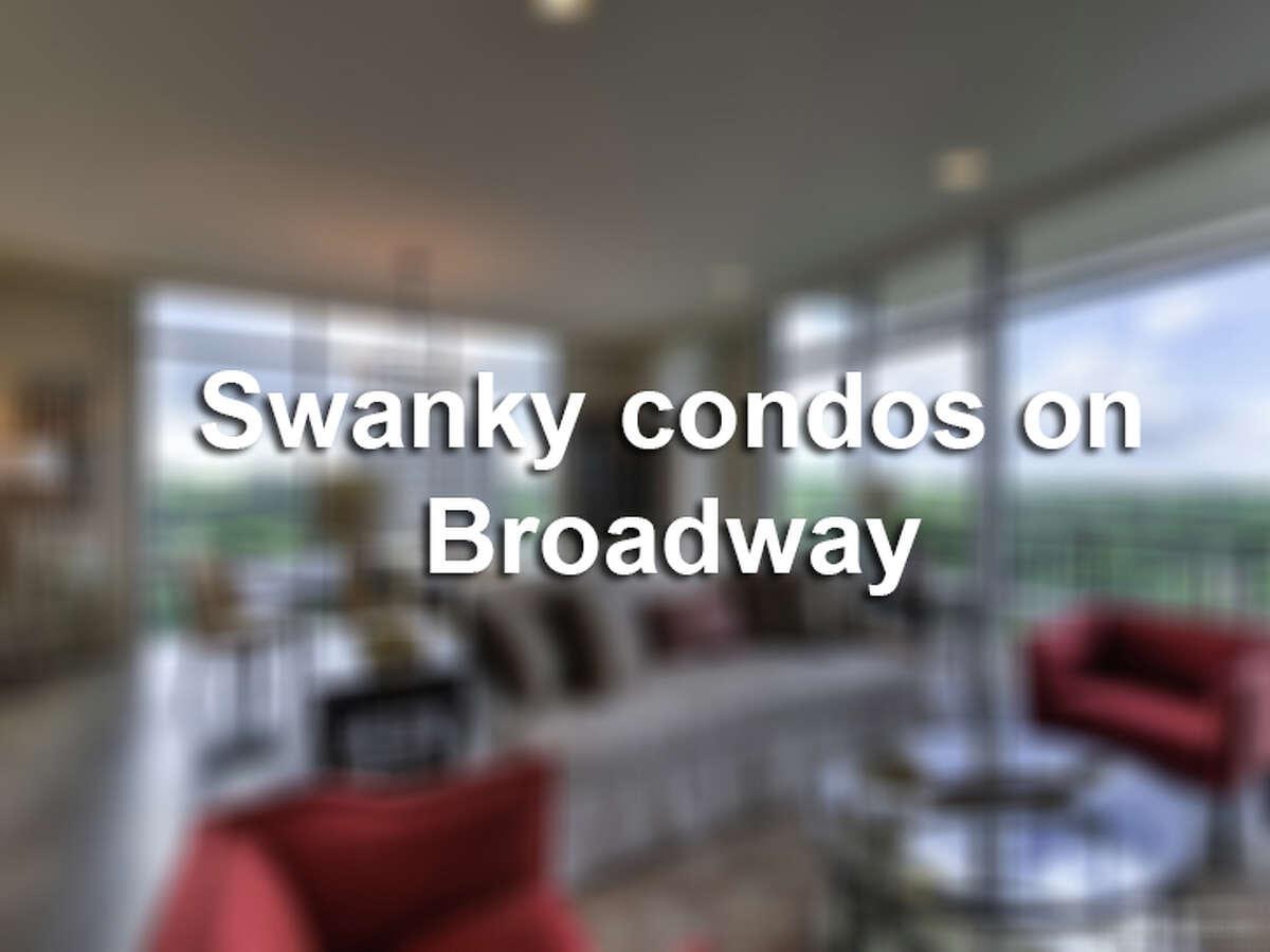 Seven swanky condos on Broadway.