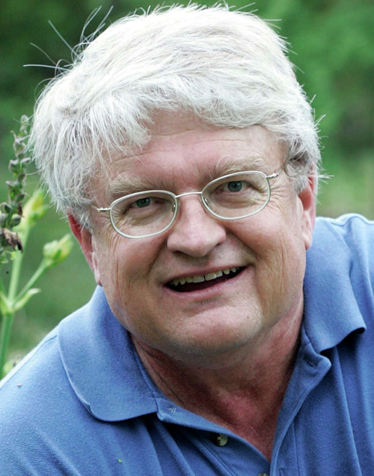 Calvin Finch, horticulturist and Urban Water Program director for the San Antonio-based Texas A&M Institute of Renewable Natural Resources