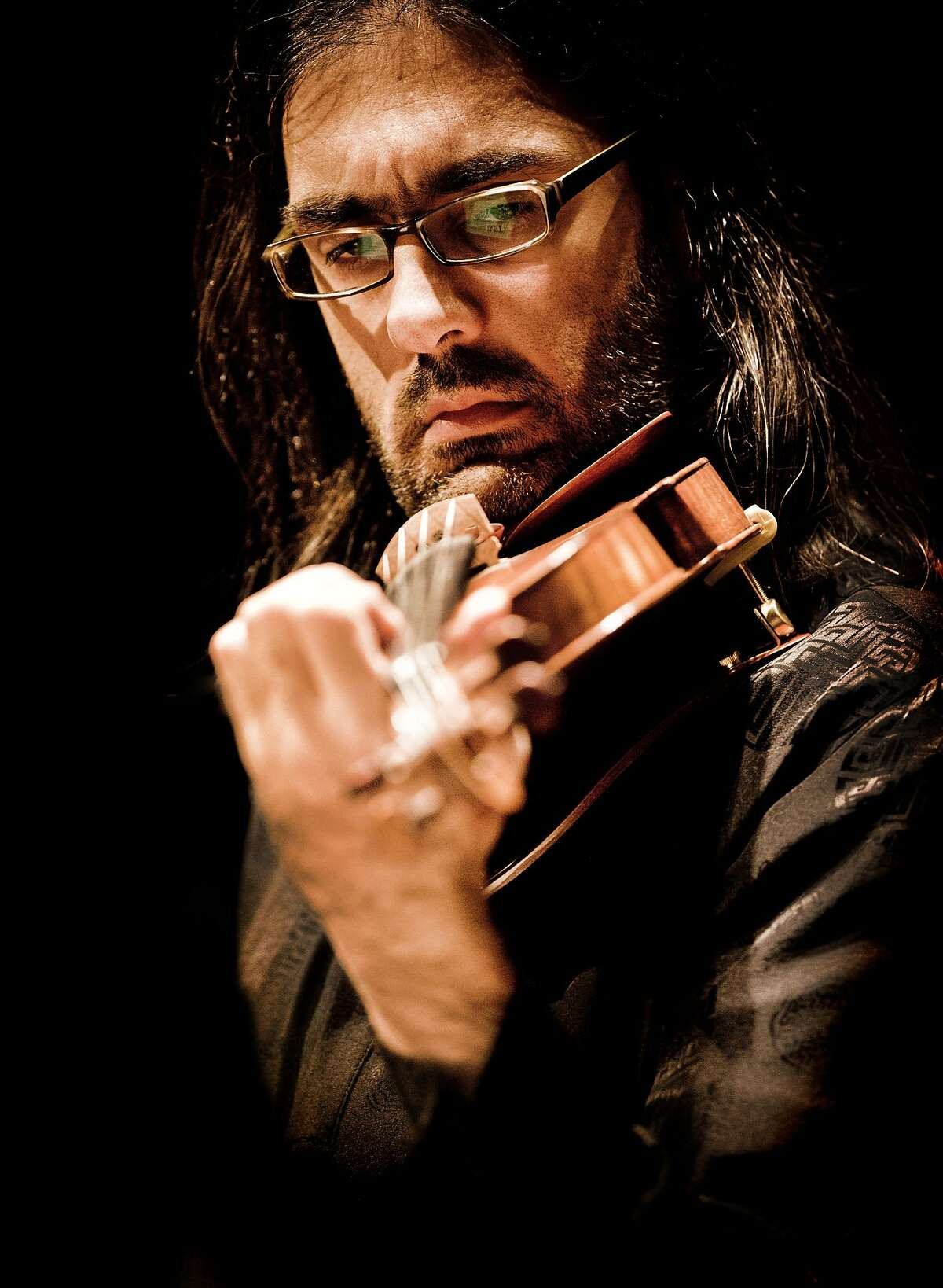 Violinist Leonidas Kavakos Leonidas Kavakos Photo: Marco Borggreve