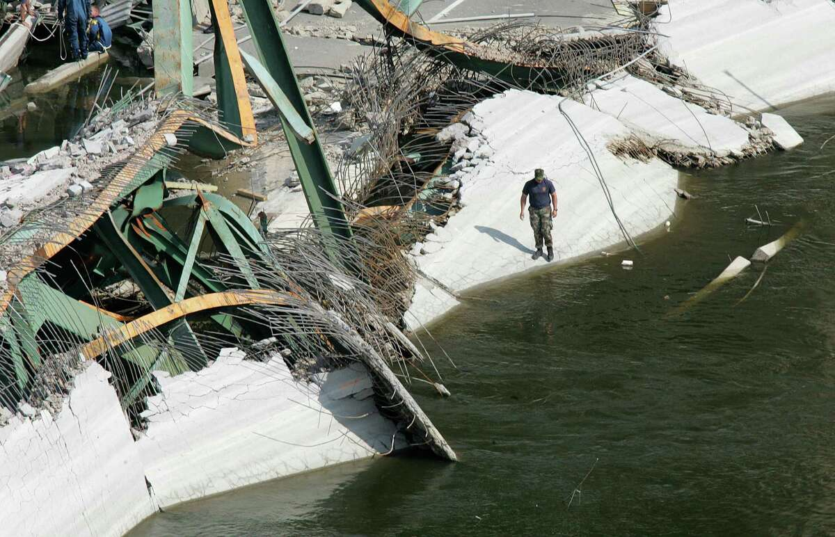 Bridge safety has been in the spotlight since the Interstate 35W bridge in Minnesota collapsed into the Mississippi River in 2007, killing 13 people and injuring 145.