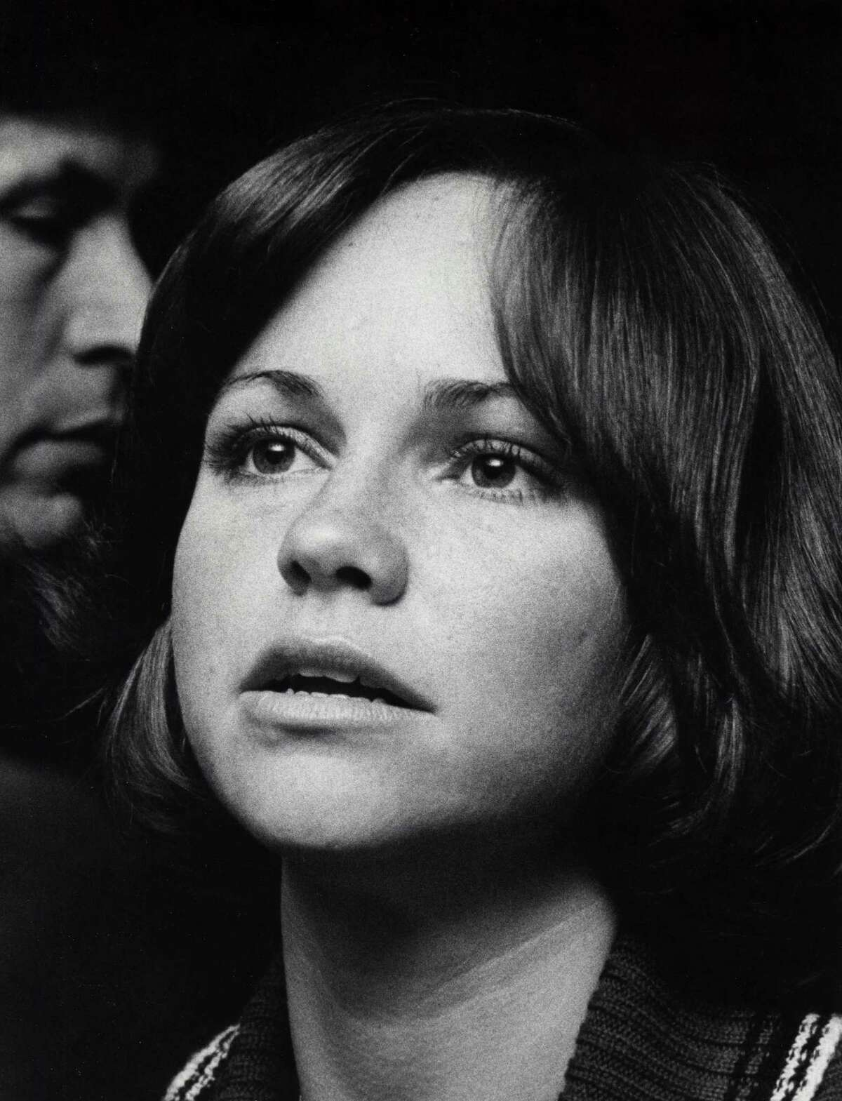 Sally Field (her real name), born Nov. 6, 1946 in Los Angeles, is one of the most overlooked and underappreciated American actresses alive despite two Oscars, two Golden Globes, three Emmys and too many nominations to list here. This photo is from 1974, when she was 27.