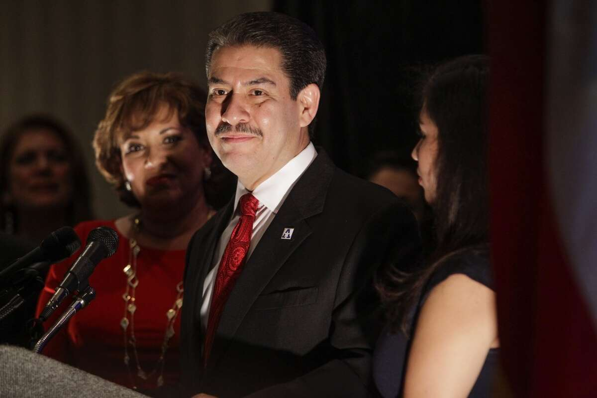 Former Harris County Sheriff Adrian Garcia is challenging 23-year Democratic Congressman Gene Green in the 29th district.