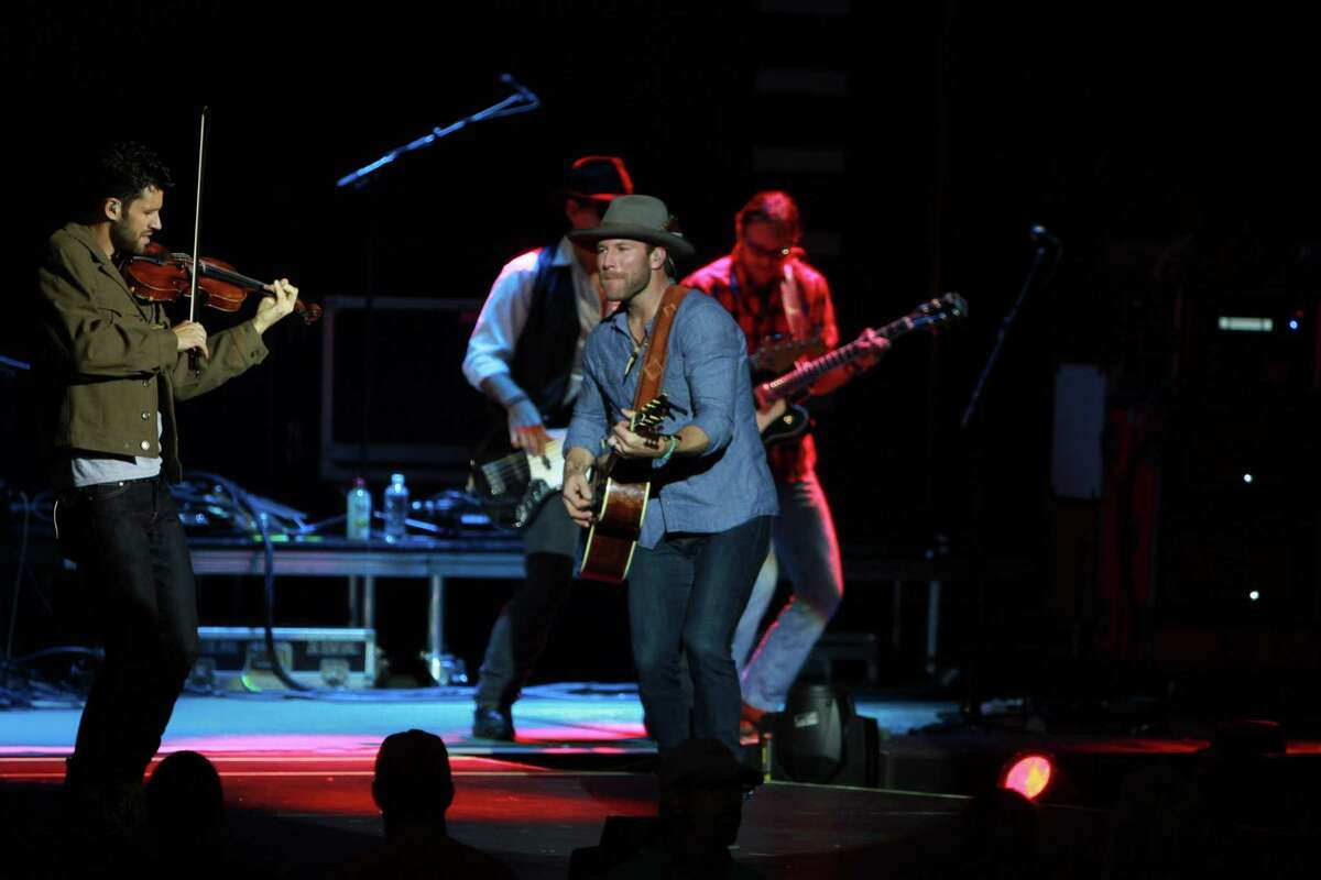 Country singer Drake White. Named one of the Huffington Post's