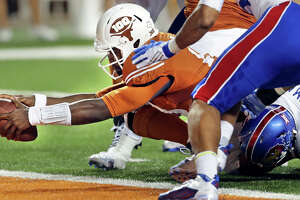 Texas' Swoopes to start against Baylor - Photo