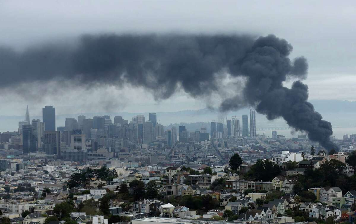 San Francisco averages about 200 fires each year, according to the data, with only three percent being three-alarm or greater. Total fires went up by 5 percent from 2016 to 2017, with District 1, which includes the Richmond neighborhood, seeing the largest bump from 6 fires in 2016 to 21 last year.