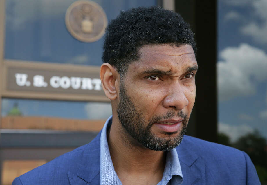 "Spurs star Tim Duncan is suing over money he invested in a ""profitable"" cosmetics company. Photo: Tom Reel /San Antonio Express-News / San Antonio Express-News"