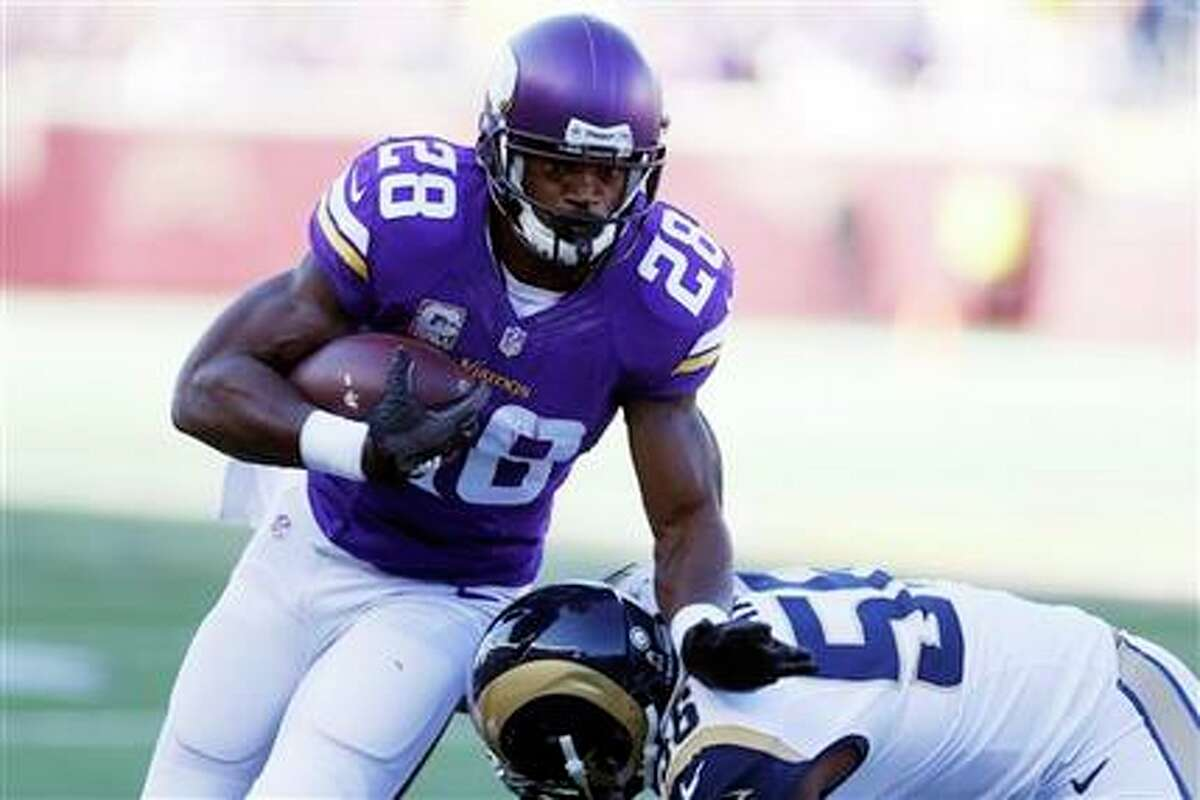 Minnesota Vikings (10-5) Projected:No. 5 seed Remaining schedule:at Packers (10-5) The Vikings have locked up a playoff spot and will play for the NFC North title on Sunday at Green Bay. A win gives the Vikings the division title and a home game to start the playoffs against either the Packers or the Seahawks. A loss next week drops the Vikings to the fifth seed and they would open the playoffs at Washington.
