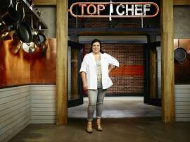 TOP CHEF -- Season:13 -- Pictured: Marjorie Meek-Bradley -- (Photo by: Andrew Eccles/Bravo/NBCU Photo Bank via Getty Images)