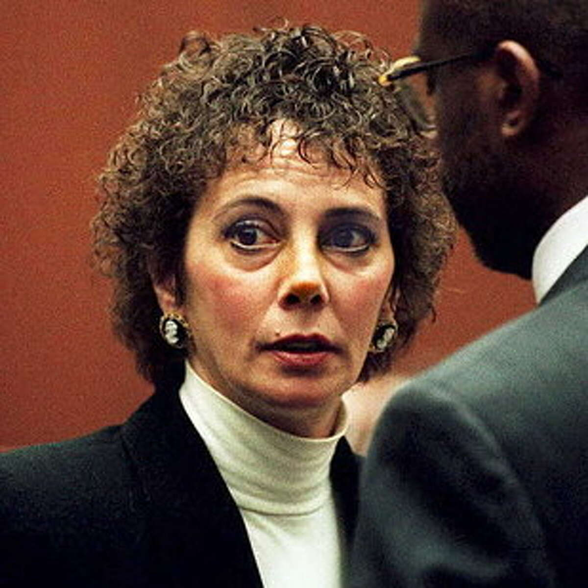 2. Marcia Clark, the prosecutor in O.J. Simpson murder case, carried a gun for protection in the high-profile O.J. Simpson murder trial.