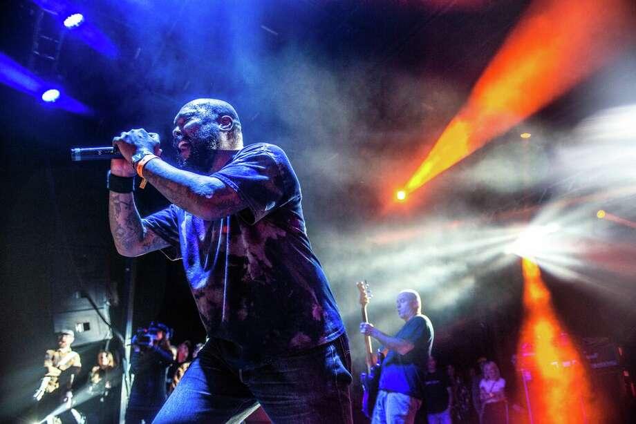 Dag Nasty performs on Sunday at Fun Fun Fun Fest. Photo: Dave Mead / Courtesy Fun Fun Fun Fest