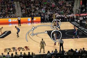 Internet erupts after Spurs commentator draws interesting shape - Photo