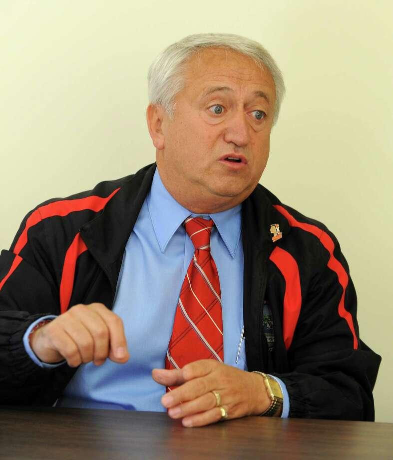 Tony Staffieri, former Derby mayor and incoming Third Ward alderman Photo: Cathy Zuraw / Cathy Zuraw / Connecticut Post