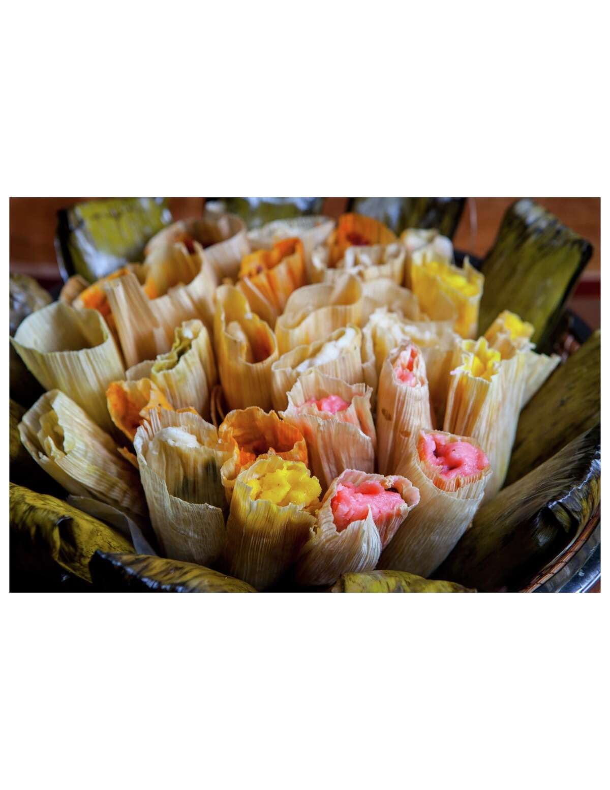 Arnaldo Richards' Picos restaurant will offer tamales from its tamale stand daily from 11 a.m. to 7 p.m. from Nov. 10 to Jan. 6 (except for Thanksgiving Day and Christmas Day).
