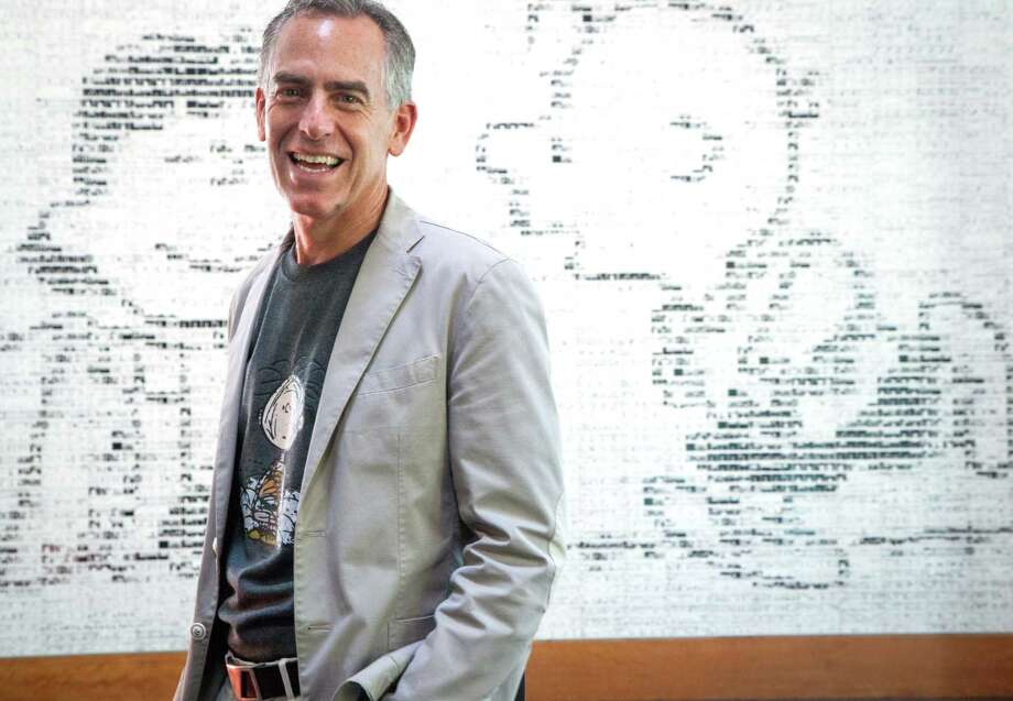 """The Peanuts Movie"" director Steve Martino at the Charles M. Schulz Museum in July 2015 in Santa Rosa, Calif. Photo: Santiago Mejia / Special To The Chronicle / ONLINE_YES"