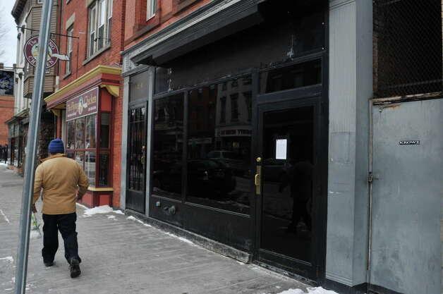 A view of kokopellis nightclub, located at 124 4th street, seen here on Sunday, Jan. 11, 2015, in Troy, N.Y.  (Paul Buckowski / Times Union) Photo: Paul Buckowski / 00030158A