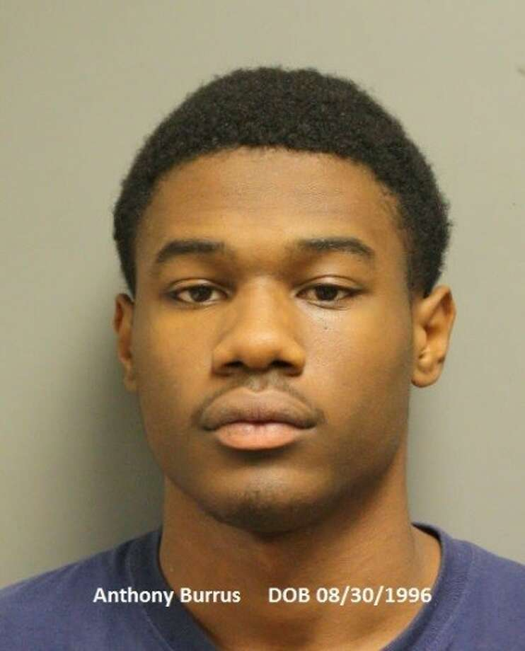 Anthony Burrus has been charged with 