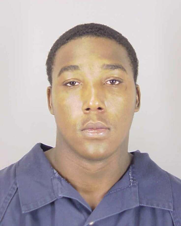 Demetrius Bernard Glenn, 22, pleaded guilty to killing Demario Polk and Carlos Lowe on June 6, 2013. Glenn was sentenced to 50 years in prison. Photo: Jefferson Co. Sheriff's Office