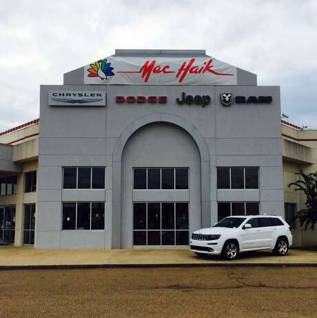 Mac Haik Auto Group's first dealership outside of Texas is along Interstate 55 in northern Jackson, Miss. The auto group is building a second out-of-state dealership in Canton, Miss., north of Jackson.