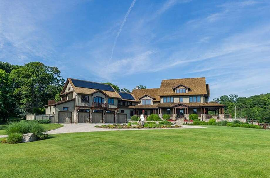 17 Stoney Point Rd, Westport 5 beds 5.5 baths 7,640 sqft On sale for: $8,495,000 Photo: Zillow.com / Connecticut Post Contributed