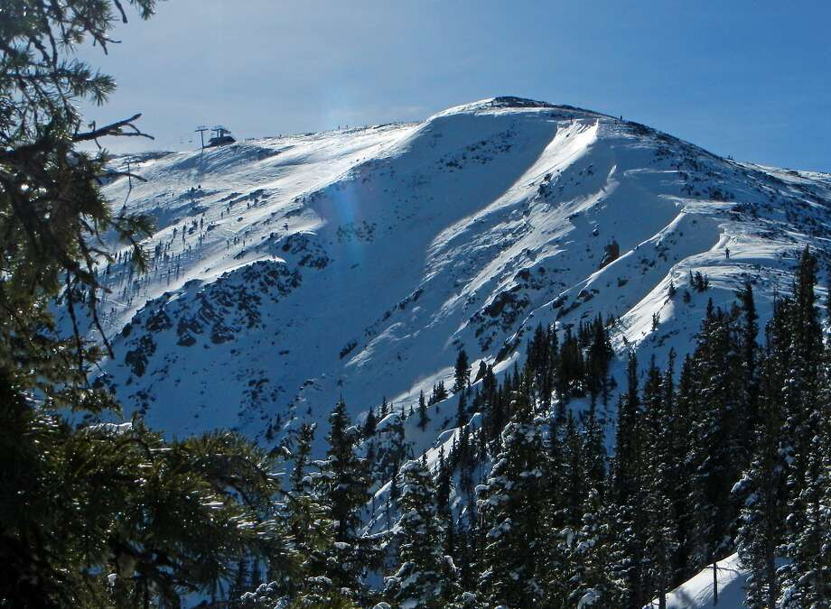 A new lift takes skiers almost to the top of Kachina Peak, previously accessible only by a grueling hike. Photo: Bill Fink, Special To The Chronicle