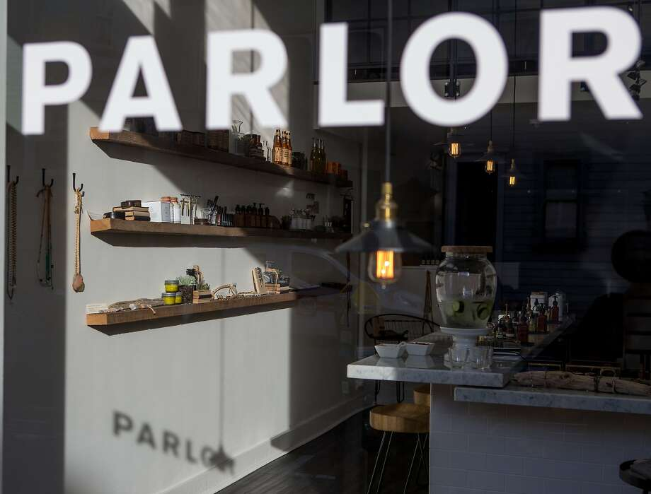 Parlor mini-spa is located at 2418 Polk St., S.F. (415) 801-5758. www.parlorminispa.com. Walk-ins are welcome for all treatments, or book by phone or online. Photo: Nathaniel Y. Downes, The Chronicle