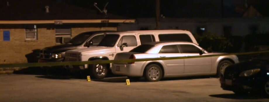 A domestic dispute lead to the death of a young mother on Monday night. Houston Police were called to the scene of a shooting in the 3600 block of East Lockwood where officers say a female was found shot to death. Police say the woman was using her mother's residence as a neutral place to meet her ex-husband. The incident apparently grew heated and that ex-husband is now accused of shooting the woman several times. That suspect is currently in custody. The child was not harmed in the incident.