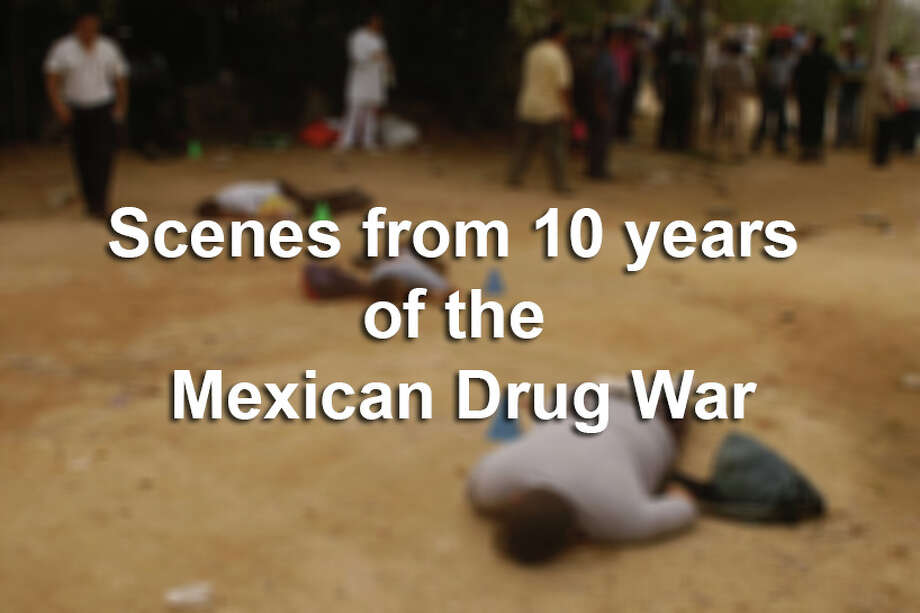 WARNING:This slideshow includes graphic images.Scroll through the slideshow to see the death and destruction that the Mexican Drug War has left across the country. / AP2006